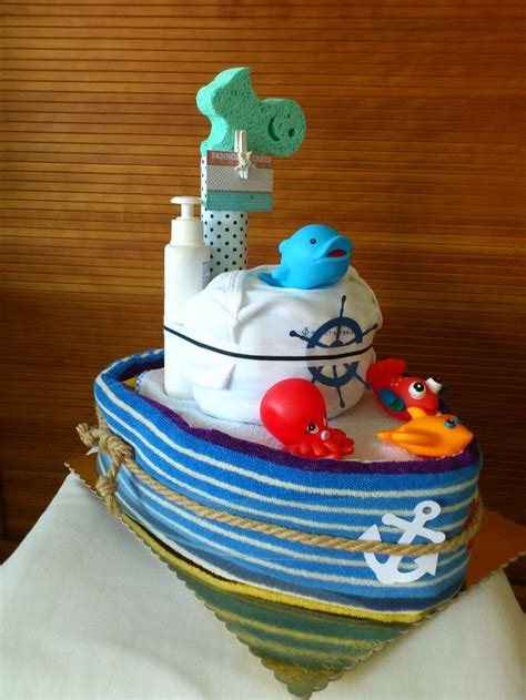 Diy Fishing Boat Diaper Cake by 25 Best Ideas About Boat Diaper Cake On Pinterest