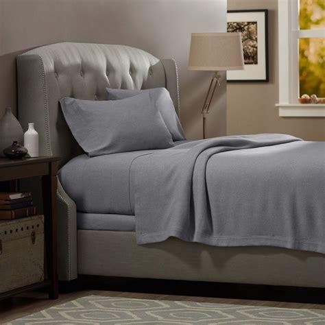 100 egyptian cotton deep pocket flannel 4 piece bed sheet
