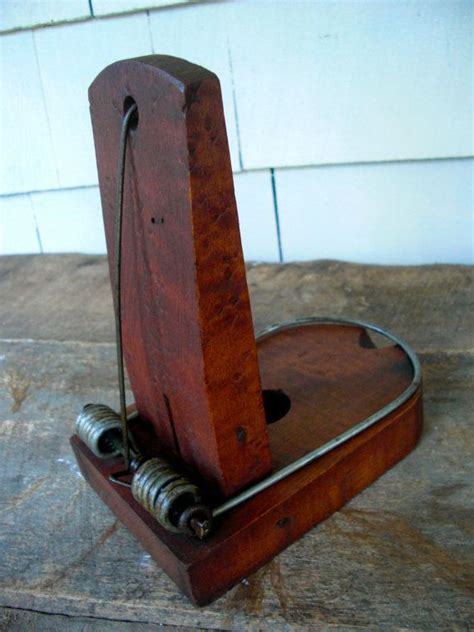 antique rat trap antique mouse trap vintage animal trap