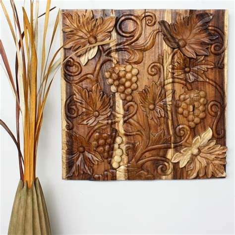 inexpensive ways to have wooden decoration by these 11 wood panel wall decor ideas
