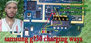 Samsung Galaxy Young 2 G130 Charging Solution Jumper