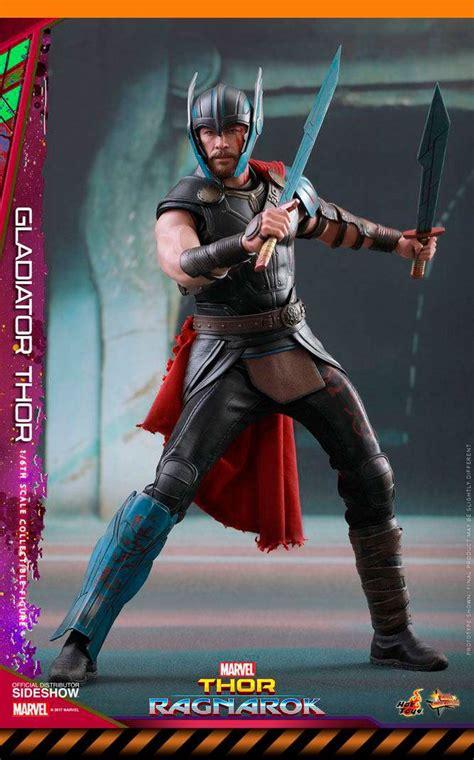 figurine gladiator thor hot toys wastoys