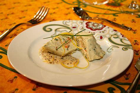 cuisine poisson terrine de poisson aux coquilles st jacques la cuisine
