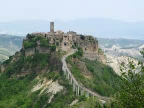 Civita Di Bagnoregio Italy
