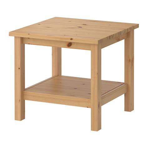 Tisch Hemnes by Hemnes サイドテーブル ライトブラウン 55x55 Cm 403 024 11 Ikea イケア 社