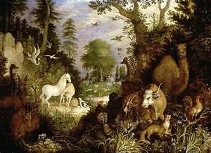 garden eden painting