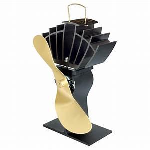 Ventilateur Pour Poele A Bois : ventilateur pour po le et foyer rona ~ Dallasstarsshop.com Idées de Décoration