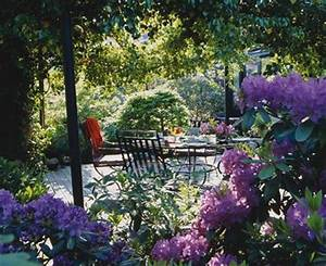 Wann Balkon Bepflanzen : grundkurs gartenplanung sitzpl tze im garten living at home ~ Frokenaadalensverden.com Haus und Dekorationen