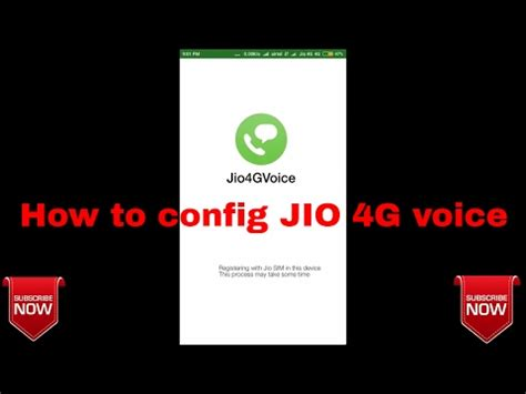 jio 4g voice not working solve jio 4g voice configuring registering problems