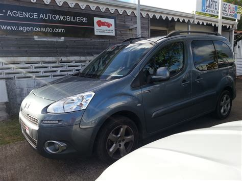Peugeot Family by Peugeot Partner Tepee Family Occasion Martinique Pas Cher