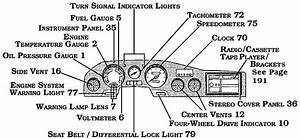 Page 178 Land Cruiser 62 Series Instruments  U0026 Controls