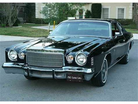 Classifieds For Classic Chrysler Cordoba