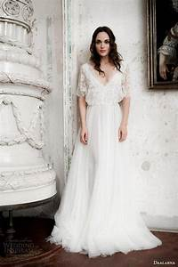 20 gorgeous wedding dresses with flutter sleeves flutter With flutter sleeve wedding dress
