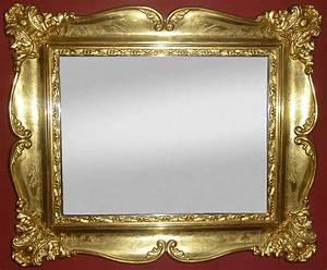 Spiegel Goldrahmen : neuanfertigung bilderrahmen und spiegel mit goldrahmen ~ Pilothousefishingboats.com Haus und Dekorationen