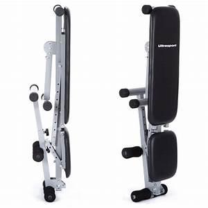 Ultrasport Adjustable Weight Bench