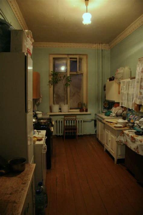 communal apartments  legacy   soviet