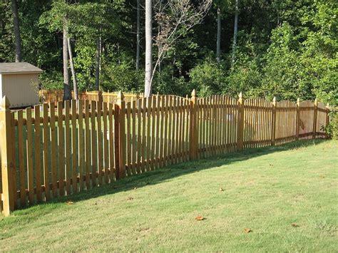 Atlanta Picket Fence
