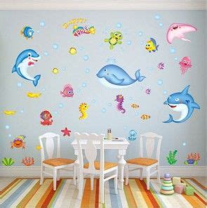 muurstickers kinderkamer oceaan 14 best dieren muursticker images on pinterest
