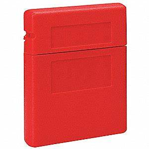 justrite document box10 1 4 in w2 1 4 in d 1ync4 With industrial waterproof document holder