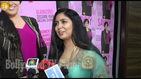 Harshdeep Kaur On Cover Page Of Savvy