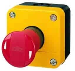 Bouton Arret D Urgence : bouton poussoir d 39 arr t d 39 urgence ~ Nature-et-papiers.com Idées de Décoration
