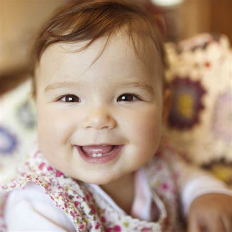 When do babies smile? - Today's Parent