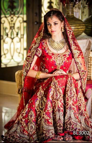 elegant south asian bridal dress collection