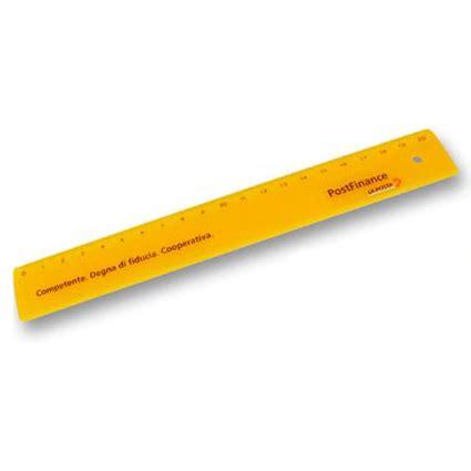 Es ist 20 cm lang und hat an der rechten seite einen griff. Lineal 20 cm | Lineale | Bürobedarf | Werbegeschenk.de