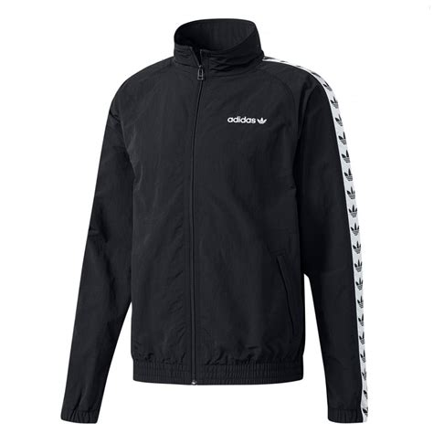 adidas originals tnt trefoil tape windbreaker jacket