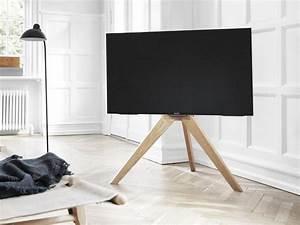 Tv Ständer Design : vogels next op1 tv st nder bis 70zoll echtholz ~ Indierocktalk.com Haus und Dekorationen