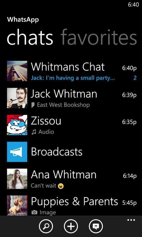 get whatsapp microsoft store
