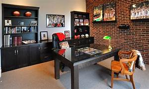 Mullet Cabinet — Home Office for the Sports Fan
