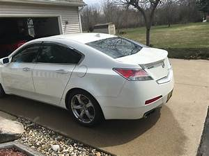Sold  2010 Acura Tl Sh-awd - 6 Speed Manual