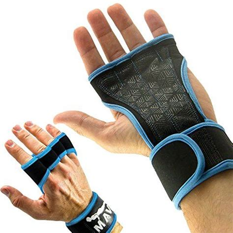 gloves kettlebell gym bar hand mava workout workouts sports amazon training wrap pull pullup