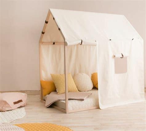 comment faire une cabane dans sa chambre 1001 idées pour aménager une chambre montessori