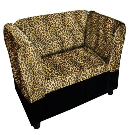 leopard couches ore international 16 75 in h leopard sofa bed with storage pet furniture bed hb4590 the home