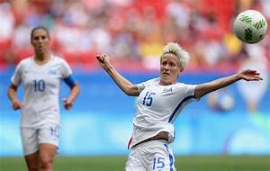 US Olympic women's soccer stars Megan Rapinoe and Kelley O ...