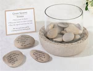 guest book alternatives for weddings quot i do quot wedding favors wedding guest 39 s signing stones