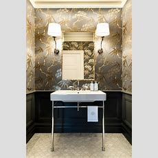 Ma Residence  Traditional  Powder Room  Sydney By