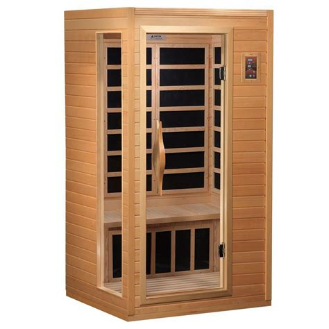 2 mann sauna better 2 person far infrared healthy living carbon sauna with chromotherapy mp3 stereo and