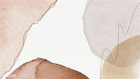 premium illustration of earth tone abstract