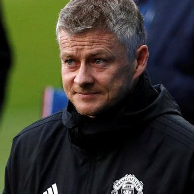 Manchester United coach Gunnar Solskjaer opens the door to ...