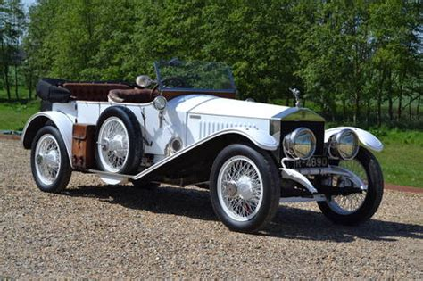 1920 Rolls-royce Silver Ghost For Sale On Car And Classic