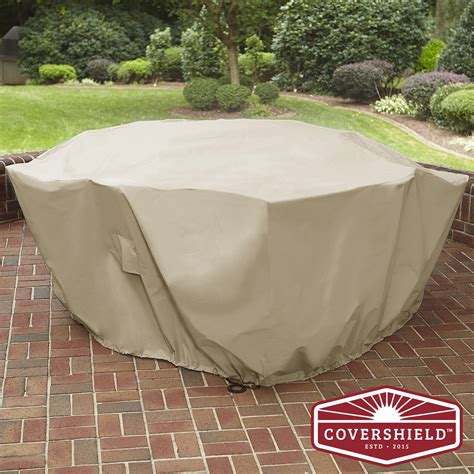 covershield 5pc square dining cover basic outdoor