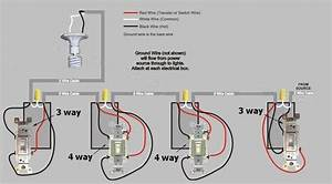 5-way Switch - Electrical
