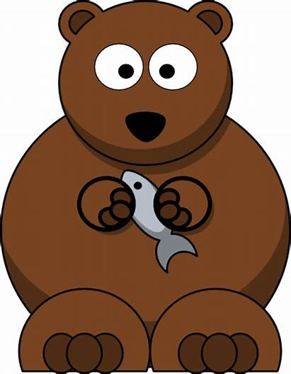 Clipart Ours Bear Clker Clip Cliparts Clipground
