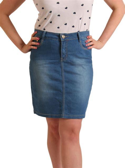 light blue jean skirt light blue denim midi skirt