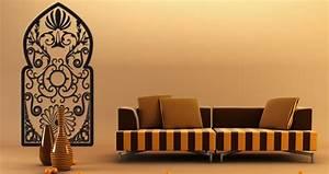 Décoration Murale Orientale : stickers muraux grande porte orientale sticker d coration murale ~ Teatrodelosmanantiales.com Idées de Décoration