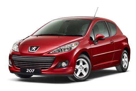 auto peugeot peugeot uk announces 207 millesim 200 special edition