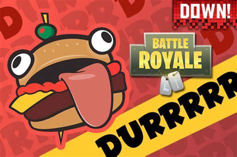 fortnite servers  queue  full battle royale login